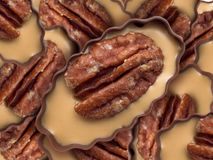 шоколад конфеты Стоковое фото RF
