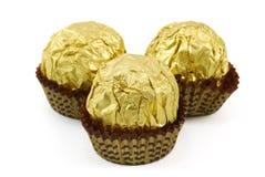 шоколад конфеты Стоковая Фотография