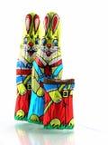 шоколад пасха зайчика Стоковое Изображение RF