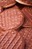 шоколад печениь Стоковое фото RF