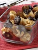 шоколад плюшек Стоковая Фотография RF