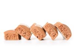 шоколад пористый Стоковое фото RF