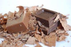 шоколад соединяет 2 Стоковые Фото