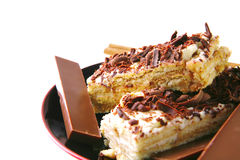 шоколад торта штанг Стоковая Фотография RF