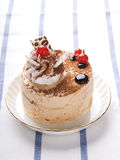 шоколад торта стоковая фотография rf