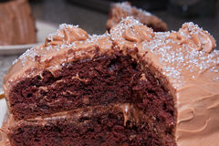 шоколад торта Стоковые Фото