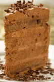 шоколад торта peerless Стоковые Фотографии RF