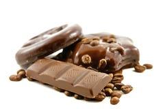 шоколад тортов штанг Стоковая Фотография