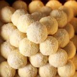 шоколад шариков Стоковое фото RF