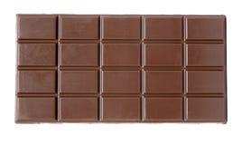 шоколад 7 штанг Стоковая Фотография RF
