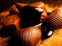 шоколад bonbons Стоковое фото RF
