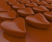 шоколад s конфеты Стоковая Фотография