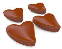 шоколад s конфеты Стоковое Изображение RF