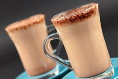 шоколад горячий Стоковые Фотографии RF
