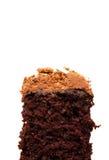шоколад торта Стоковое фото RF
