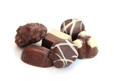 шоколады Стоковые Фото