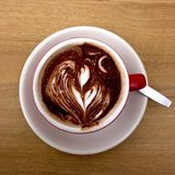 шоколад горячий Стоковая Фотография
