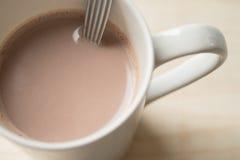 шоколад горячий Стоковое фото RF