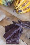 Шоколад, который нужно насладиться Стоковая Фотография RF