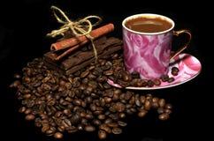 Шоколад кофе стоковое изображение rf