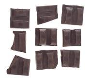 Шоколадные батончики собрания Стоковое фото RF