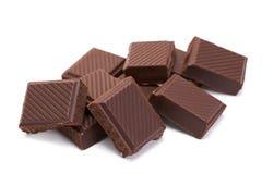 Шоколадные батончики Стоковая Фотография RF
