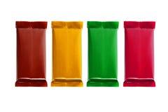 Шоколадные батончики Стоковые Изображения RF