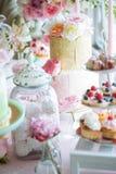 Шоколадный батончик свадьбы стоковые фотографии rf