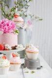 Шоколадный батончик свадьбы стоковые изображения