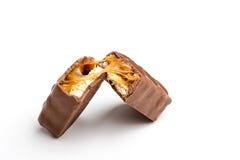 Шоколадный батончик Стоковое Фото