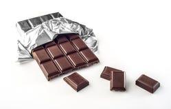 Шоколадный батончик Стоковые Изображения