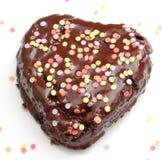 Шоколадный торт Стоковое Фото