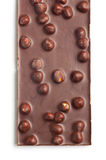 Шоколад с huzelnut стоковое фото