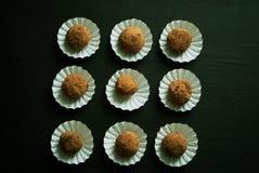 Шоколад трюфеля Стоковое фото RF