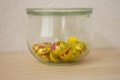 Шоколад утки Стоковая Фотография