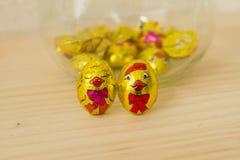 Шоколад утки Стоковое Фото