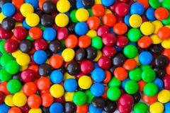 Шоколады круга красочные Стоковое Изображение RF