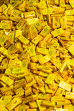 Шоколады Napolitains для продажи в фабрике Nestle в Швейцарии Стоковые Изображения RF