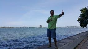 Шон море Стоковая Фотография