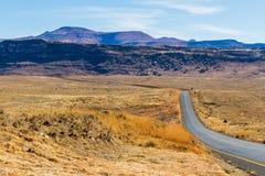 Шоссе в национальный парк золотого строба стоковое фото