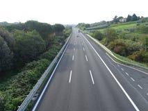 шоссе 3-майны Стоковое Фото