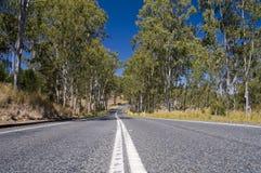 Шоссе Cunningham - Warwick Квинсленд Стоковое Изображение RF