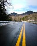 шоссе kangamangus Стоковое Изображение RF