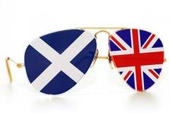 Шотландия и Великобритания Стоковая Фотография RF