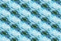 шотландка абстрактных icicles ледистая Стоковые Изображения RF