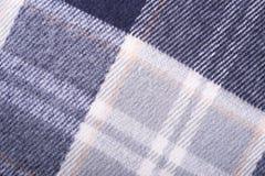 Шотландка контраста checkered Стоковое фото RF