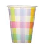 шотландка партии чашки Стоковые Фотографии RF