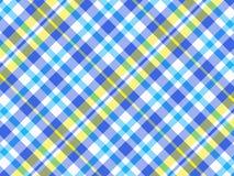 шотландка предпосылки Стоковые Фотографии RF