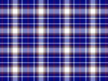 шотландка предпосылки Стоковая Фотография