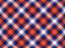 шотландка предпосылки Стоковое Изображение RF
